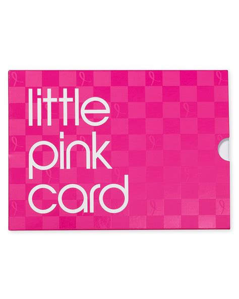 Bloomingdales Gift Card Value - only at bloomingdale s little pink gift card bloomingdale s