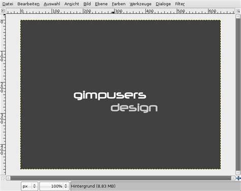 gimp creating a logo make a logo in gimp www proteckmachinery com