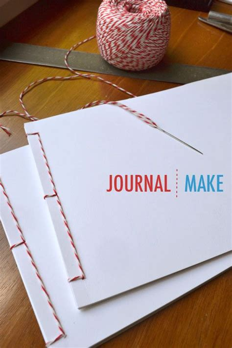 How To Make Handmade Journals - how to make handmade journals www pixshark images
