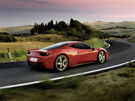 Ferrari 458 Berlinetta by The Cars Of Fast Furious 7 Daily Urban Culture