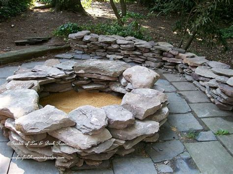 how to build your own firepit build your own pit our fairfield home garden