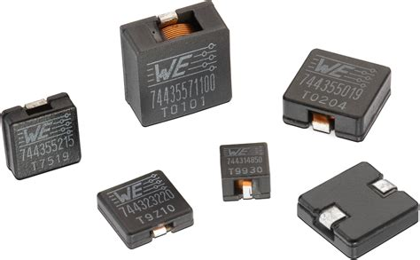 what is a surface mount inductor we hci smd flat wire high current inductor single coil power inductors wurth electronics