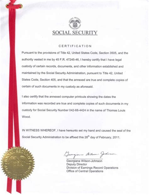 identity certification letter whose social security number did obama we the