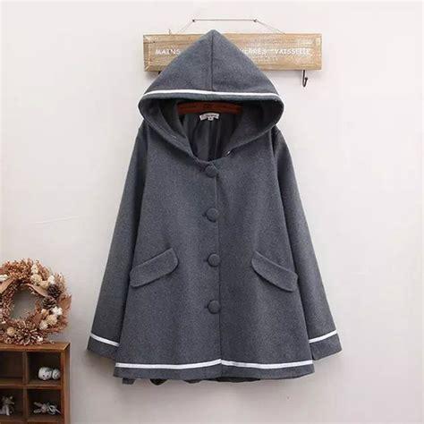 Bomber Outer Coat Jaket Wanita Outerwear Sweety Bomber cheap junior winter coats sm coats