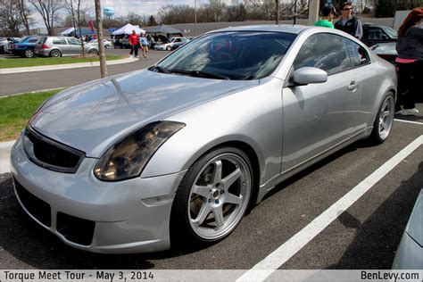 silver infiniti g35 coupe benlevy