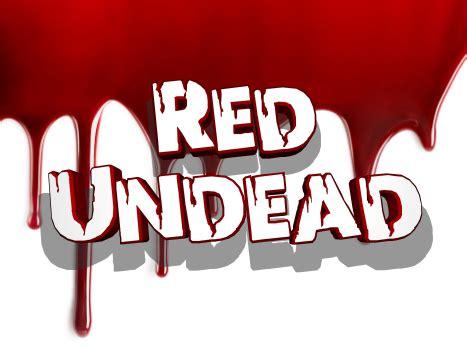 dafont vector red undead font dafont com