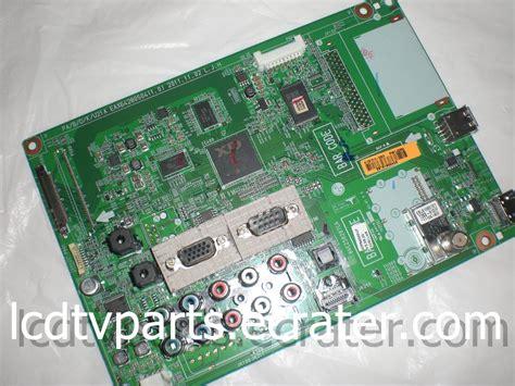 Buffer Board Tv Lg 42pa4500 ebu61590709 ebt61855406 eax64280504 1 0 board for