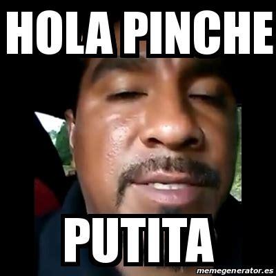 Meme De Hola - meme personalizado hola pinche putita 26925267