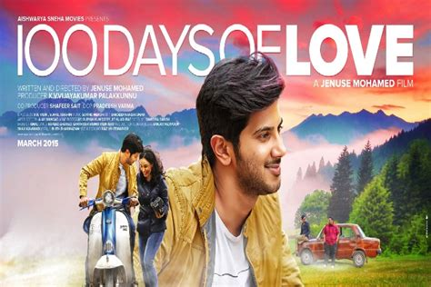 100daysoflove books dulquer salmaan telugu 100 days of review