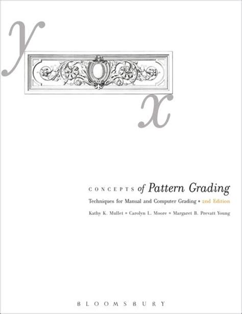 concepts of pattern grading download concepts of pattern grading techniques for manual and