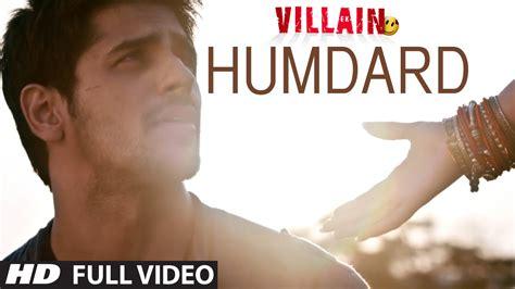 download mp3 hamdard from ek villain hamdard full video song ek villain arijit singh