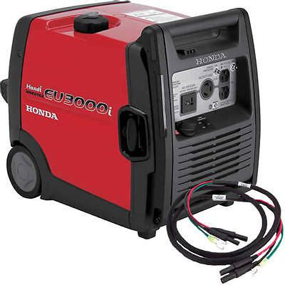 Honda Eu3000 by Eu3000 Owner S Guide To Business And Industrial Equipment