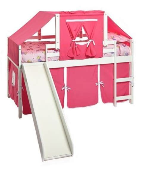 loft bed kits donco kids loft bed curtain kit turns twin bunk into a