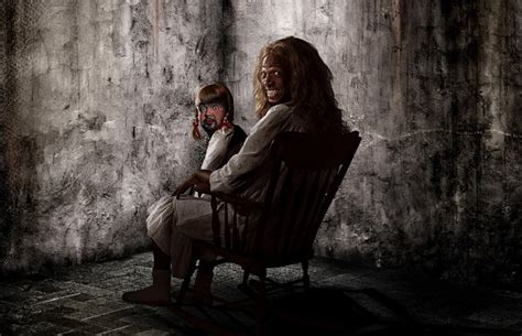 a haunted house 2 annabelle doll 403 forbidden