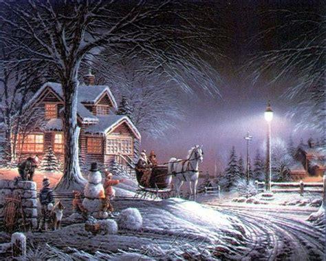 Christmas Scene Pictures 2017 Grasscloth Wallpaper   christmas scene pictures 2017 best template idea