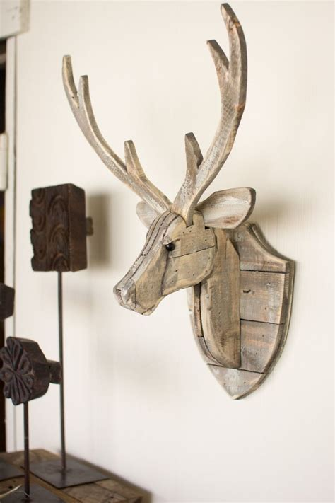 1000 ideas about mounted deer heads on