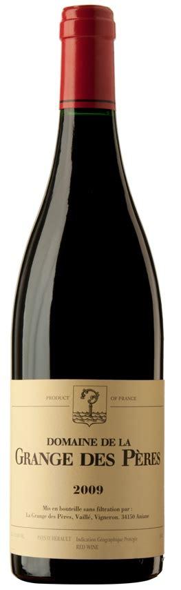 Vin Grange Des Pères by La Grange Des P 232 Res Languedoc Aniane Terre De Vigne