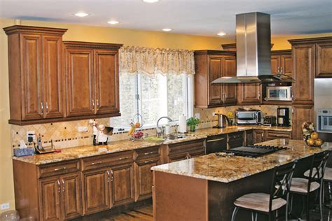Granite Decorating Kitchen Countertops The Beautiful Of How To Decorate Kitchen Counters