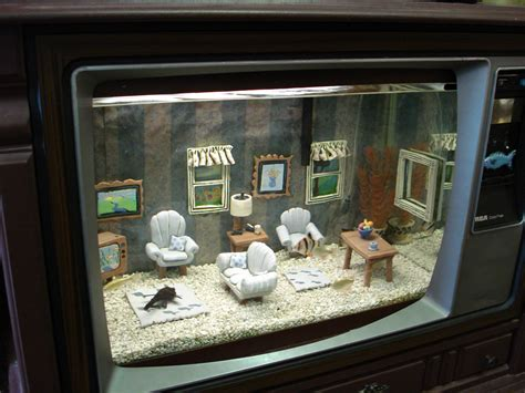 Tv Aquarium transform the way your home looks using a fish tank fish tanks fish and living rooms