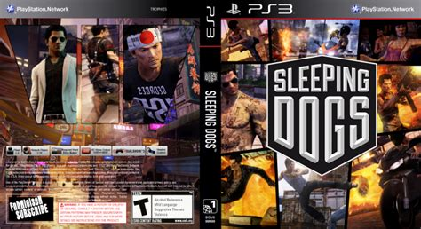 sleeping dogs ps3 sleeping dogs playstation 3 box cover by fnhnielsen