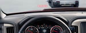 Buick Heads Up Display 2015 Gmc All New Midsize From Gmc Davis