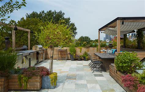 lbr home brooklyn heights roof deck garden kitchen