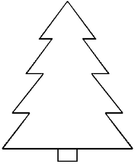 top 20 christmas tree outline