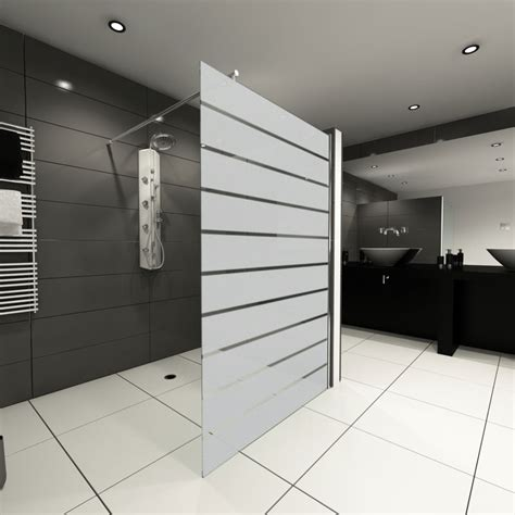 Moderne Begehbare Dusche by Unser Glasschiebetueren Berater De
