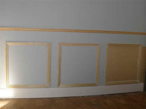 Decorating With Wainscoting Panels How To Repair How To Install Wainscoting Panels