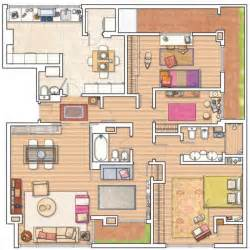 Floor Decor Plano 1000 Images About Planos Arquitectonicos On Pinterest