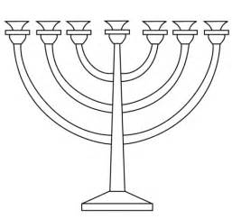 Menorah Template menorah coloring page free printable coloring pages