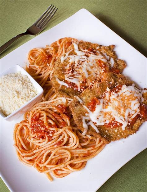 veal parm ground veal parmesan