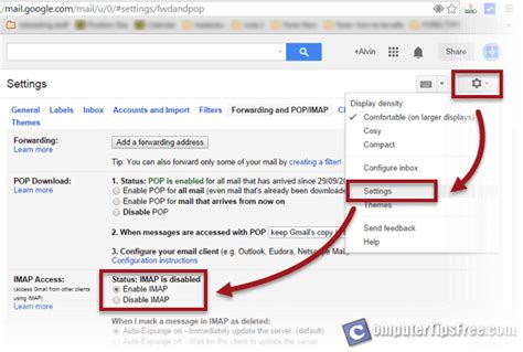 gmail imap server gmail smtp pop3 imap server settings for outlook 2013