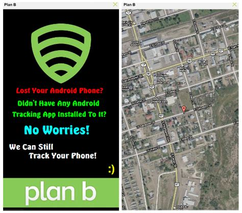 track lost android phone plan b track lost android phone even if tracker was not installed