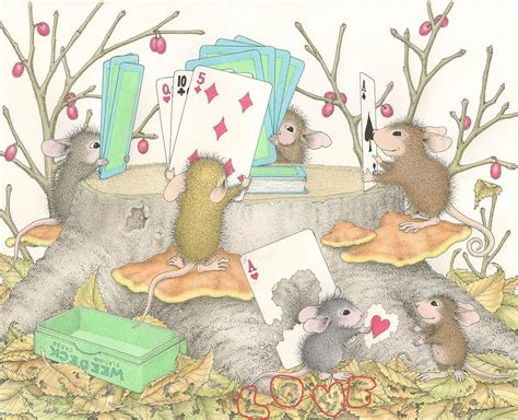 The Official House Mouse Designs Hide And Squ Eek A Wee House Mouse Mystery