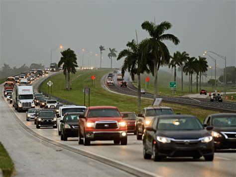 Traffic Search Miami Hurricane Irma A Practically Impossible Wired