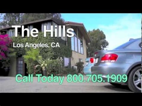 Free Detox Centers In Los Angeles by Los Angeles Rehab The Treatment Center