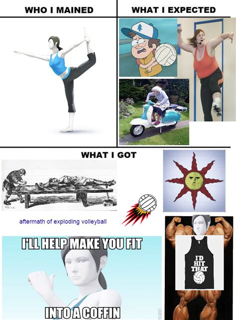 Wii Fit Trainer Meme - wii fit trainer know your meme