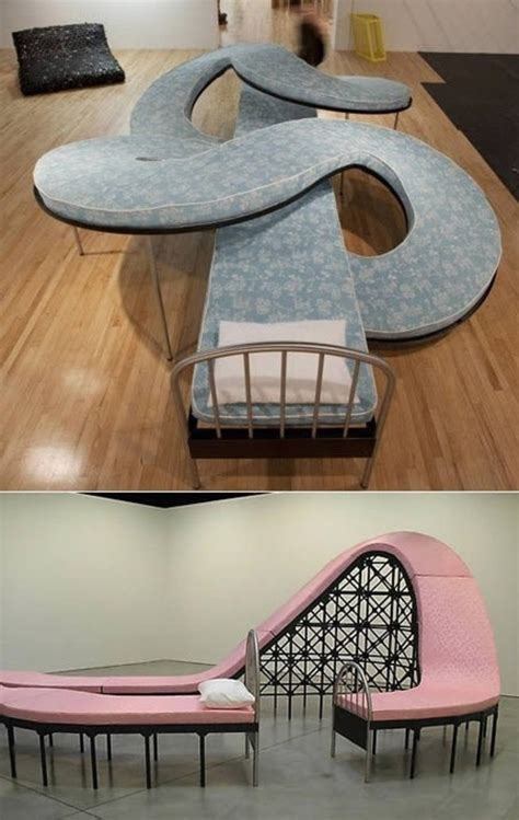 crazy bed crazy bed cool if you have the space unusual