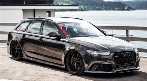 Carbon Audi Rs6 Is One Mad Wagon