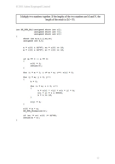 cryptography tutorial cryptography source library rsa