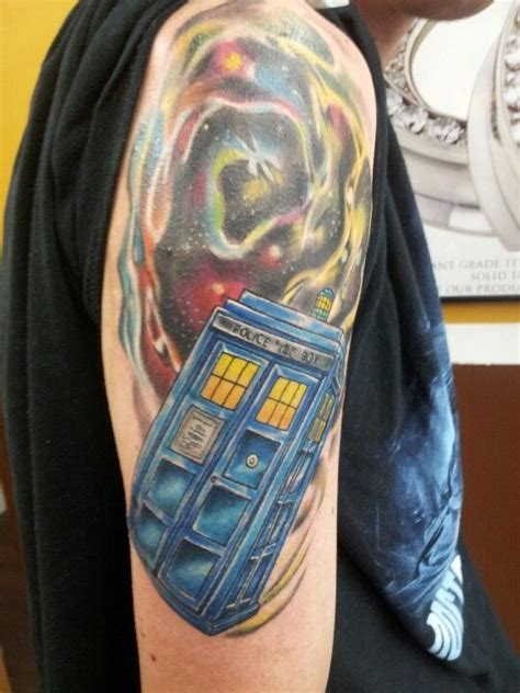 tardis tattoo design doctor who tardis tattoos search ideas