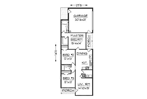 House Plans For Narrow Lots With Front Garage by Home Ideas 187 Corner Lot House Plans