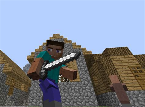 minecraft better player animations mod hippomaster s mods minecraft mods mapping and modding