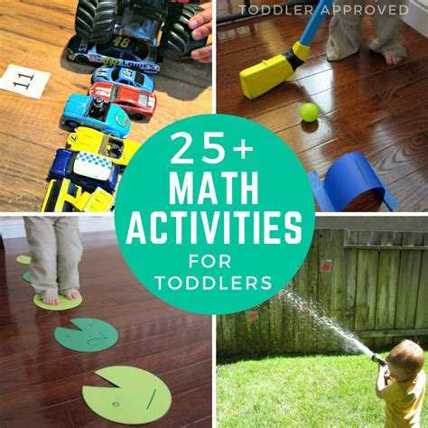toddler approved 25 on math activities for toddlers