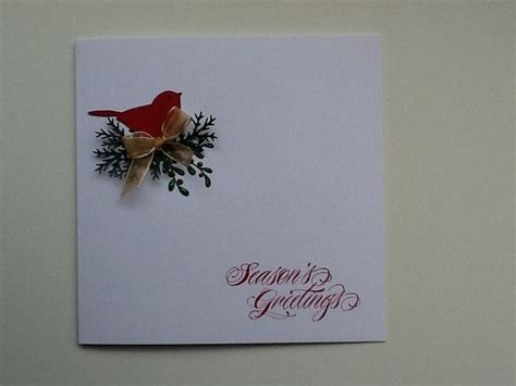 Martha Stewart Handmade Cards - 163 best pine branch punch ideas images on