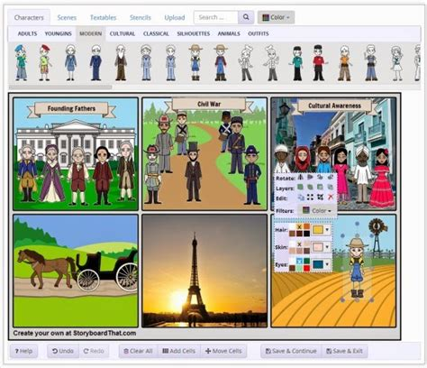 free online storyboard creator free technology for teachers storyboards in the classroom