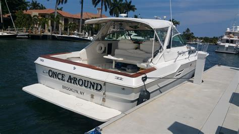 sea ray boats melbourne fl 1989 sea ray 460 express cruiser power boat for sale www