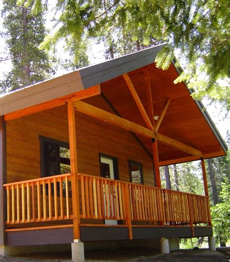 Historic Tamarack Lodge Cabins by Glacier National Park Lodging The Historic Tamarack Lodge