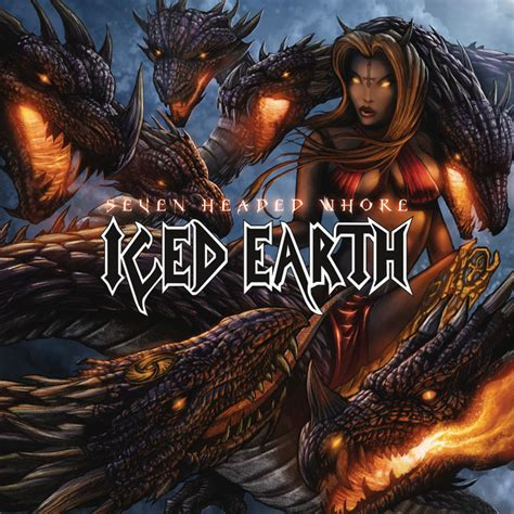 seven headed a song by iced earth on spotify